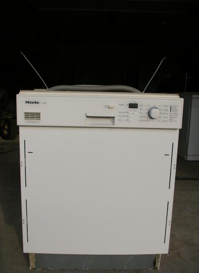 Miele mosogatógép G686  12 terítékes  ( 60cm)