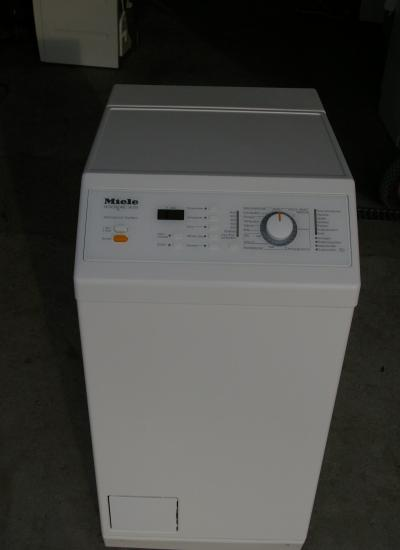 Miele felültöltős mosógép W155