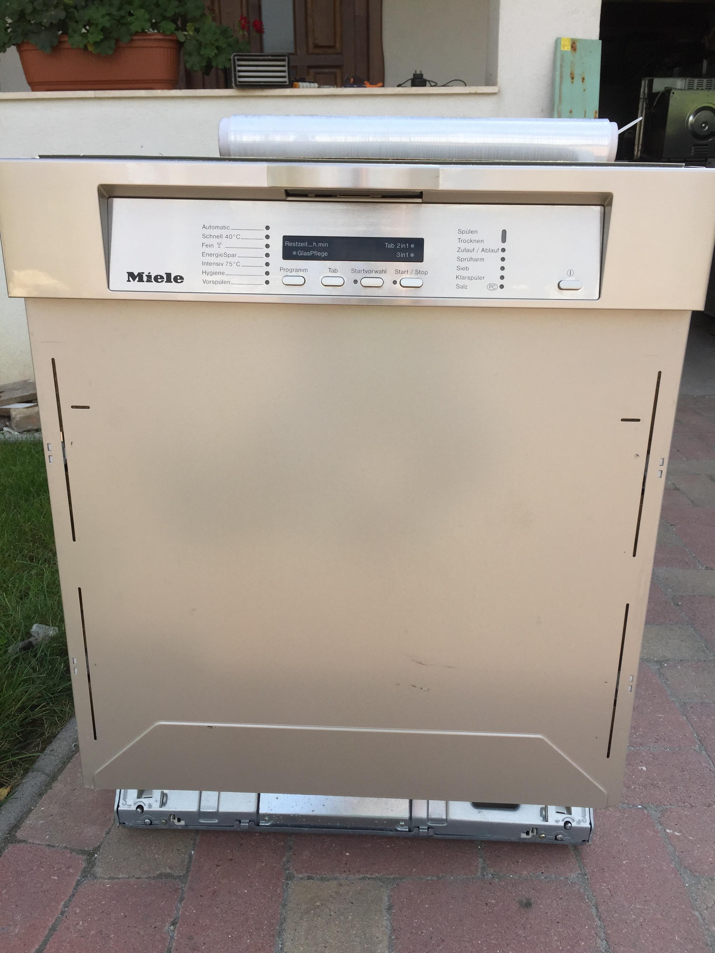 Miele mosógép javítás, használt háztartási gép értékesítés